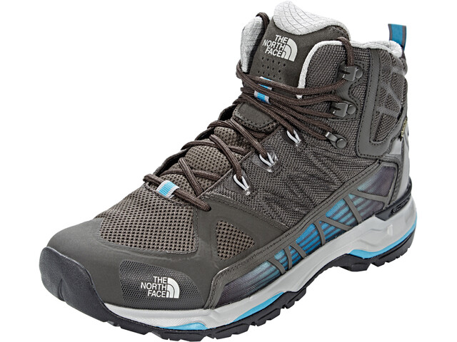 The North Face M's Ultra GTX Surround Mid Trekking Boots Beluga Grey/Algiers Blue